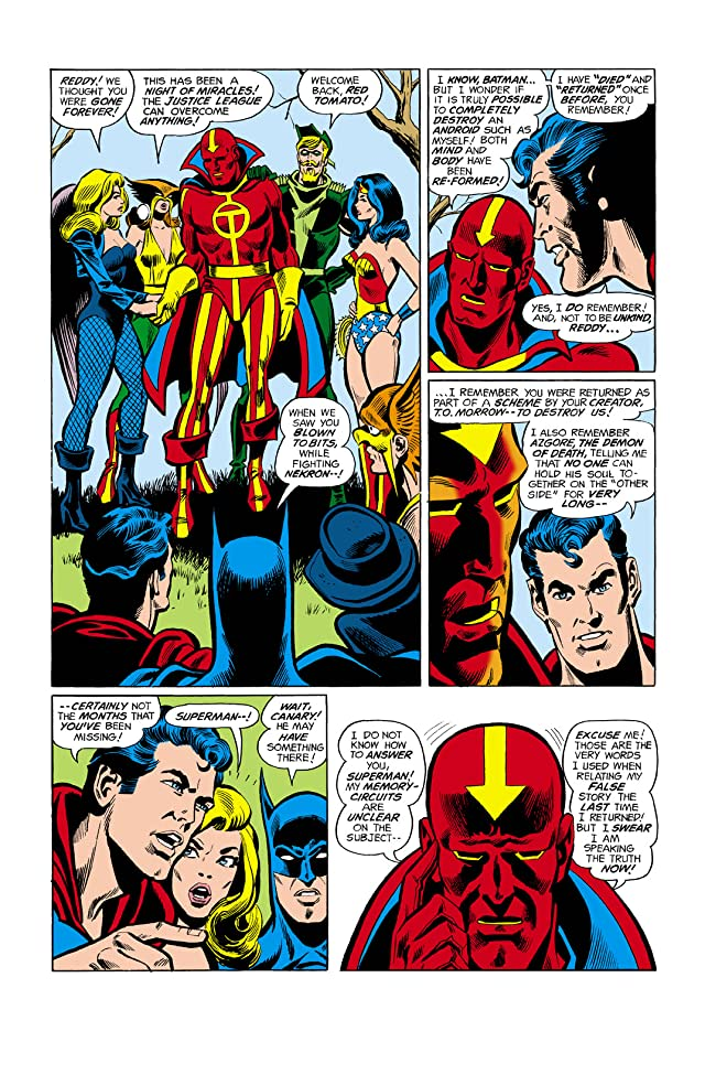 Justice League of America (1960-1987) #146