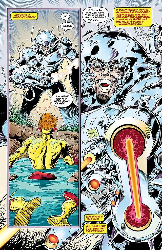JLA/Wildcats (1997) #1