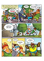 Geronimo Stilton Vol. 10: Geronimo Stilton Saves the Olympics