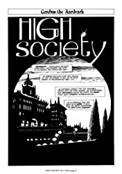 Cerebus Vol. 2 #1: High Society