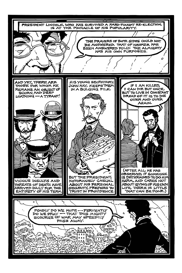 click for super-sized previews of A Treasury of Victorian Murder Vol. 7: The Murder of Abraham Lincoln Preview