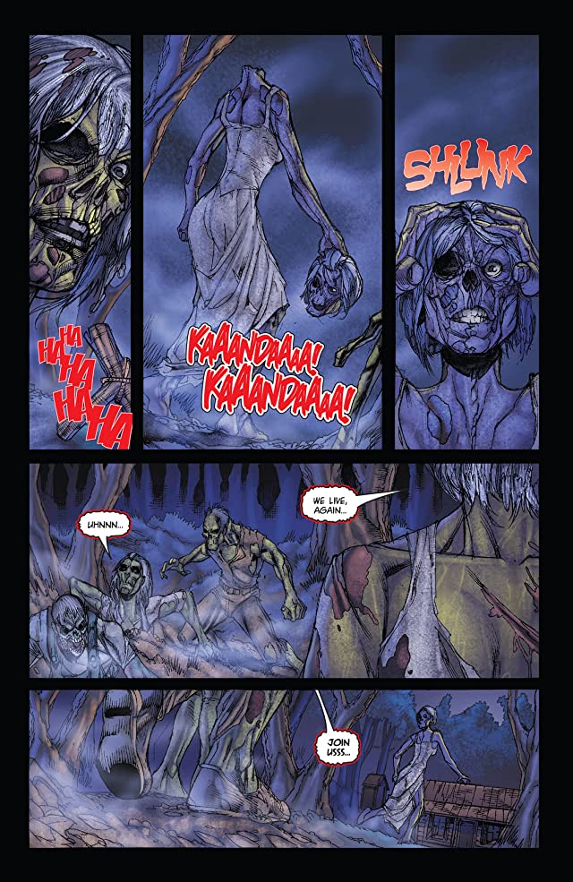 click for super-sized previews of Army of Darkness Vol. 1 #5