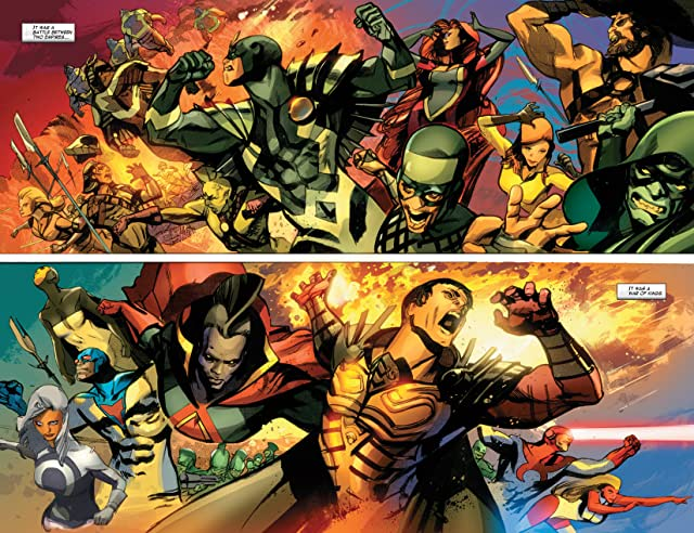 click for super-sized previews of FF (2010-2012) #6
