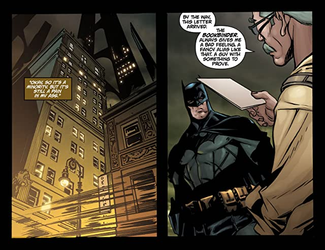 Batman: Arkham Unhinged #45