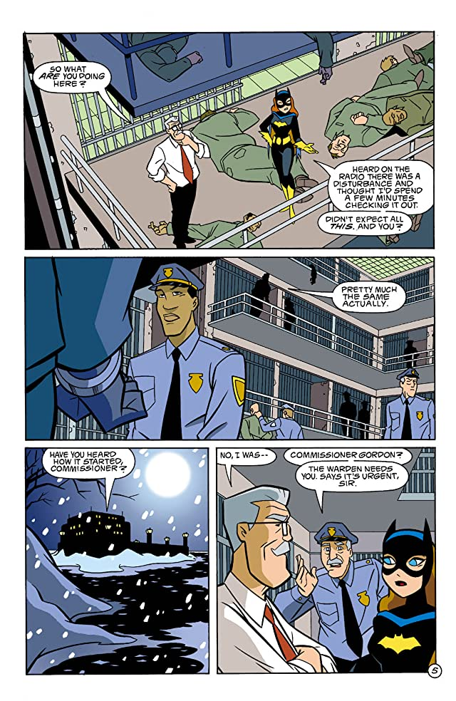 Batman: Gotham Adventures #22