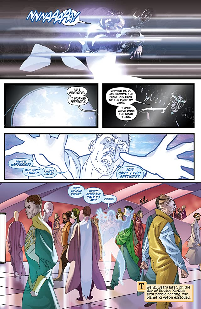 click for super-sized previews of Action Comics (2011-) #13