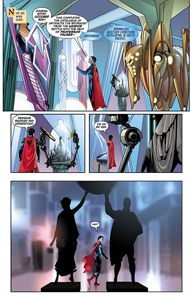Action Comics (2011-) #13