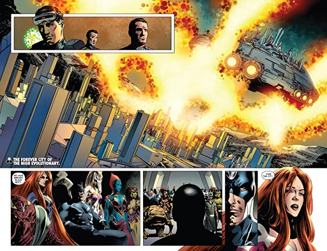 click for super-sized previews of FF (2010-2012) #8
