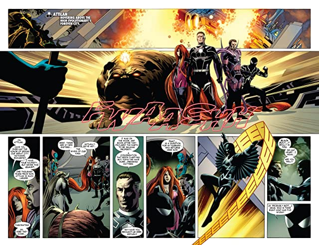 click for super-sized previews of FF (2010-2012) #9