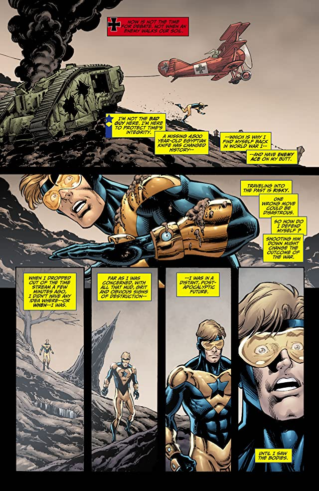 Booster Gold (2007-2011) #16
