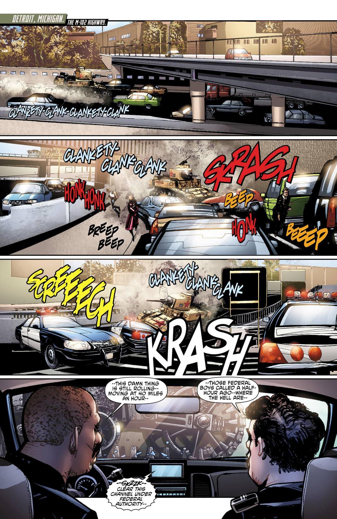 GI Combat (2012) #5