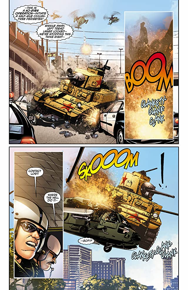 click for super-sized previews of GI Combat (2012) #5