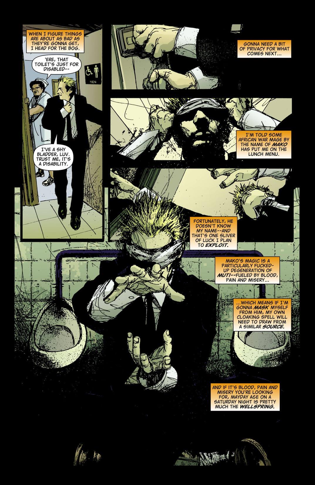 Hellblazer #241