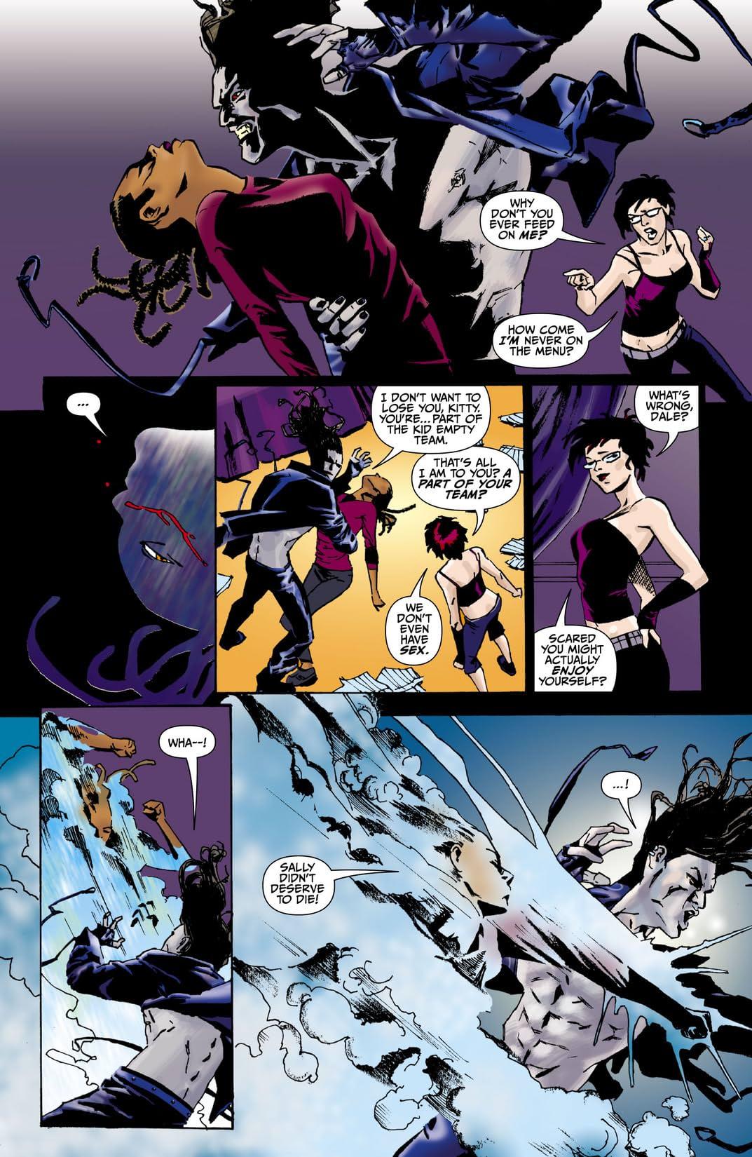 Infinity Inc. (2007-2008) #4