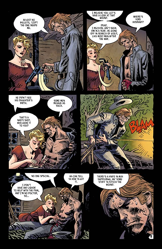 click for super-sized previews of Jonah Hex (2006-2011) #52