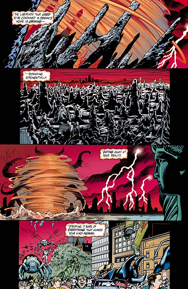 click for super-sized previews of JSA (1999-2006) #19