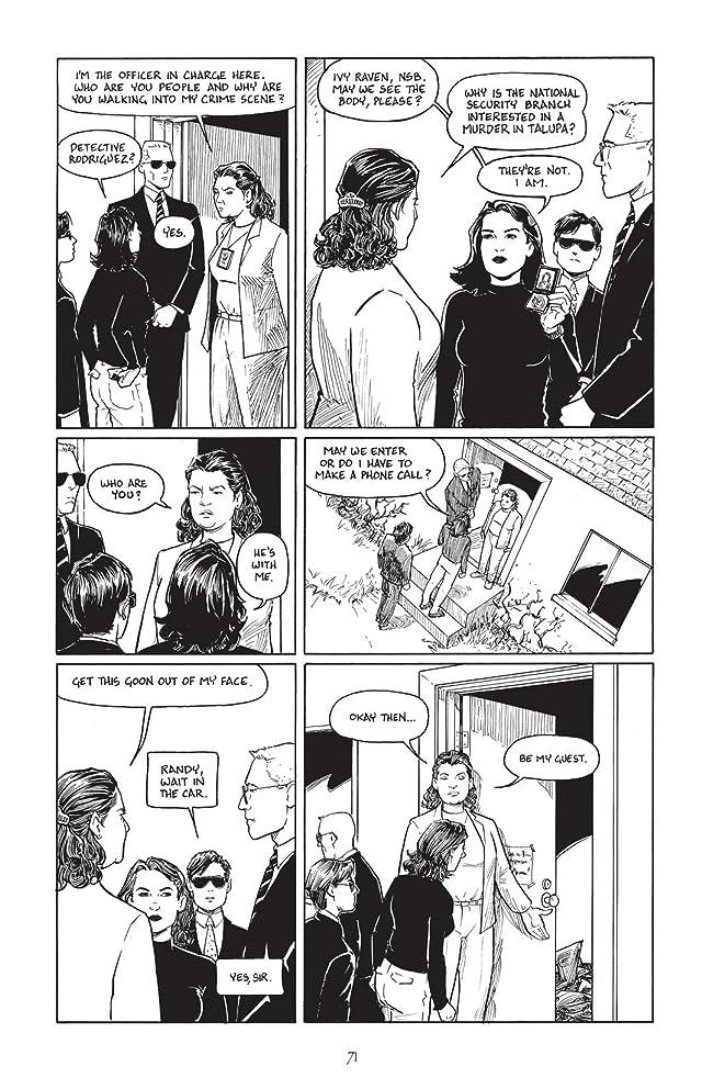 Terry Moore's Echo #4