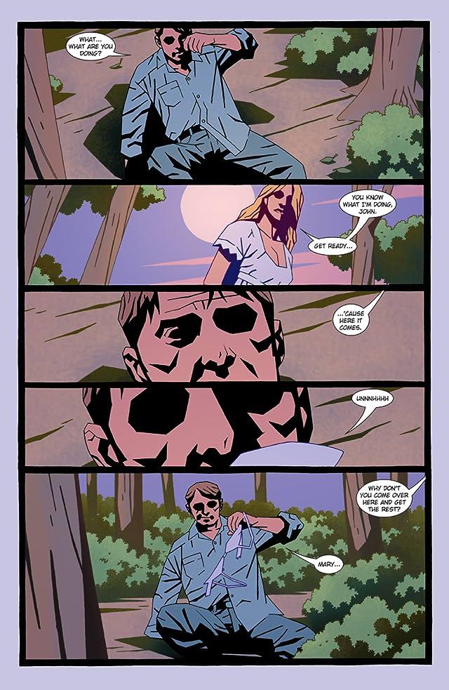 click for super-sized previews of Supernatural: Origins #4