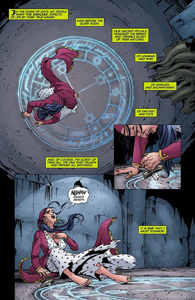 click for super-sized previews of Madame Xanadu (2008-2011) #6