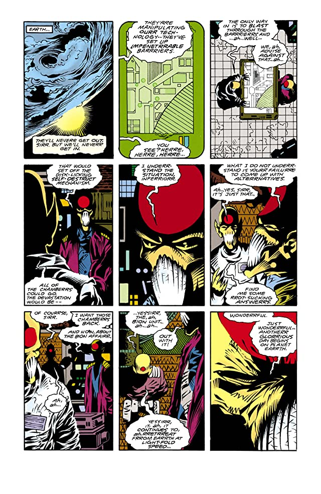 click for super-sized previews of Legion of Super-Heroes (1989-2000) #27