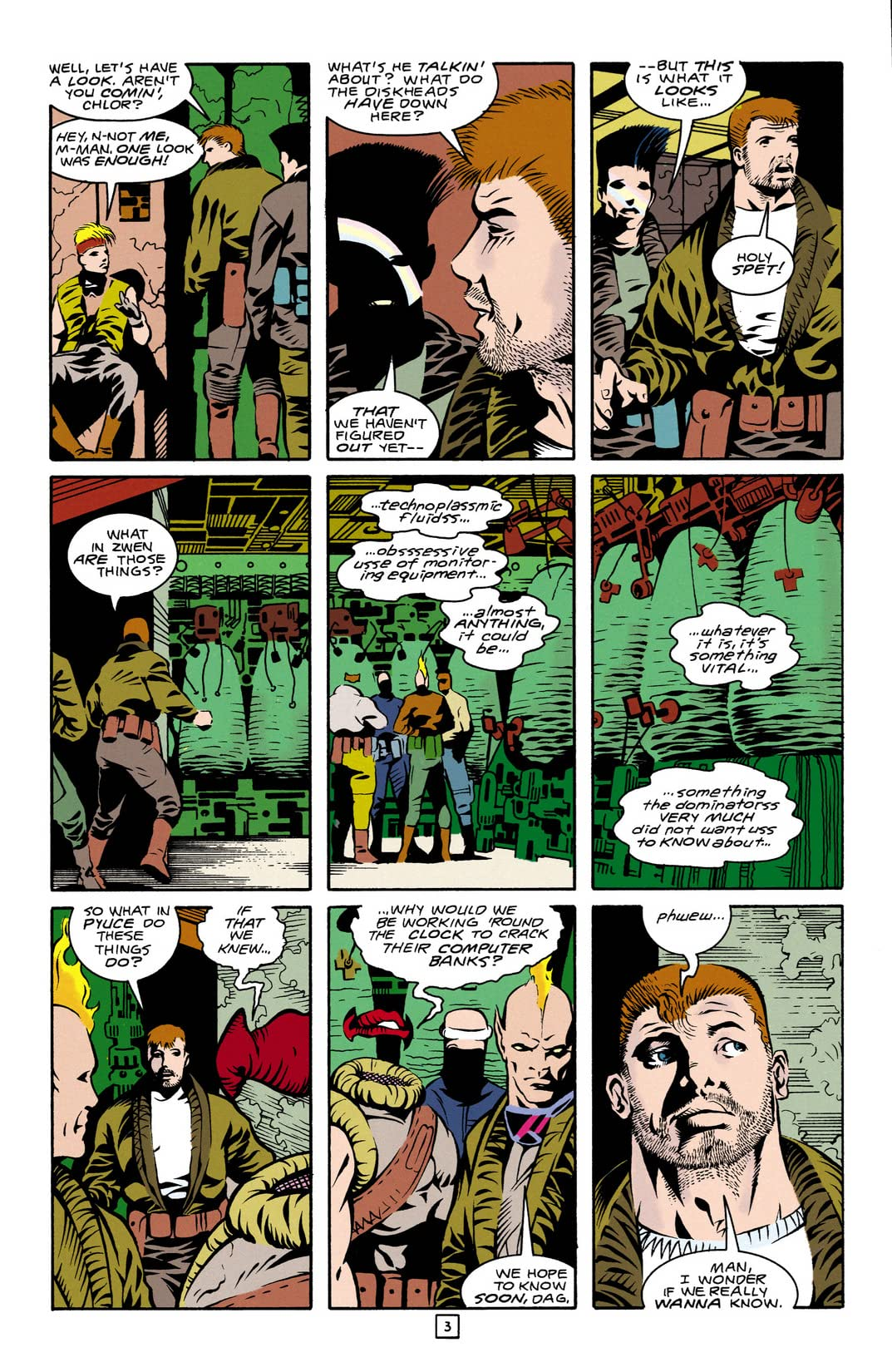 Legion of Super-Heroes (1989-2000) #27