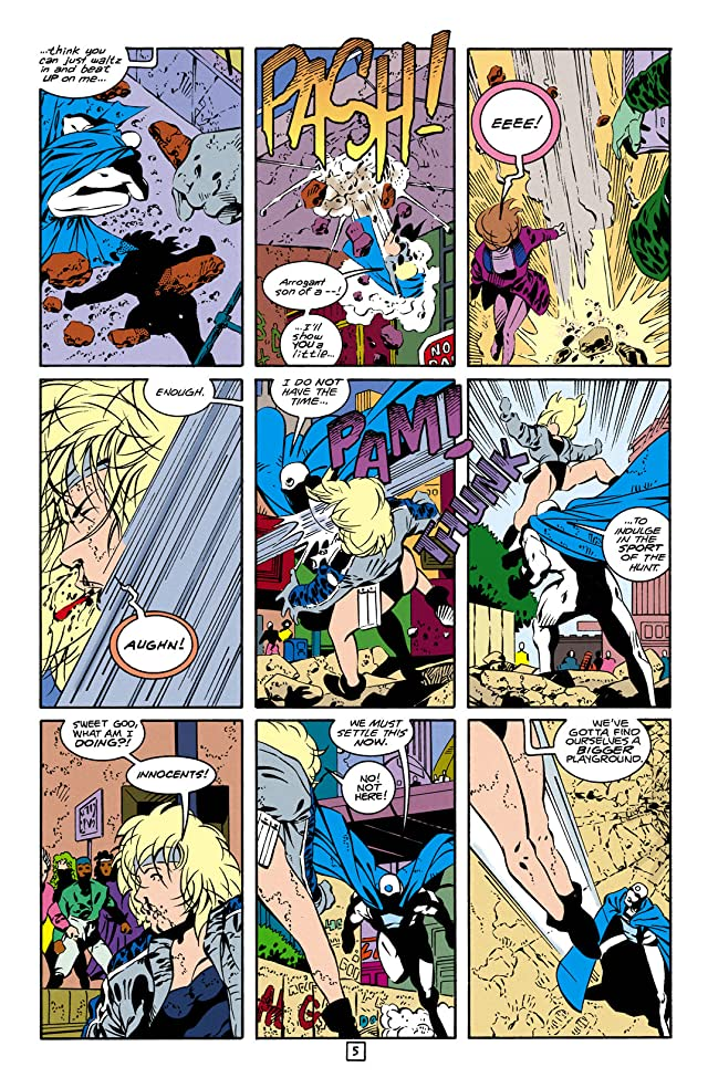 click for super-sized previews of Legion of Super-Heroes (1989-2000) #26
