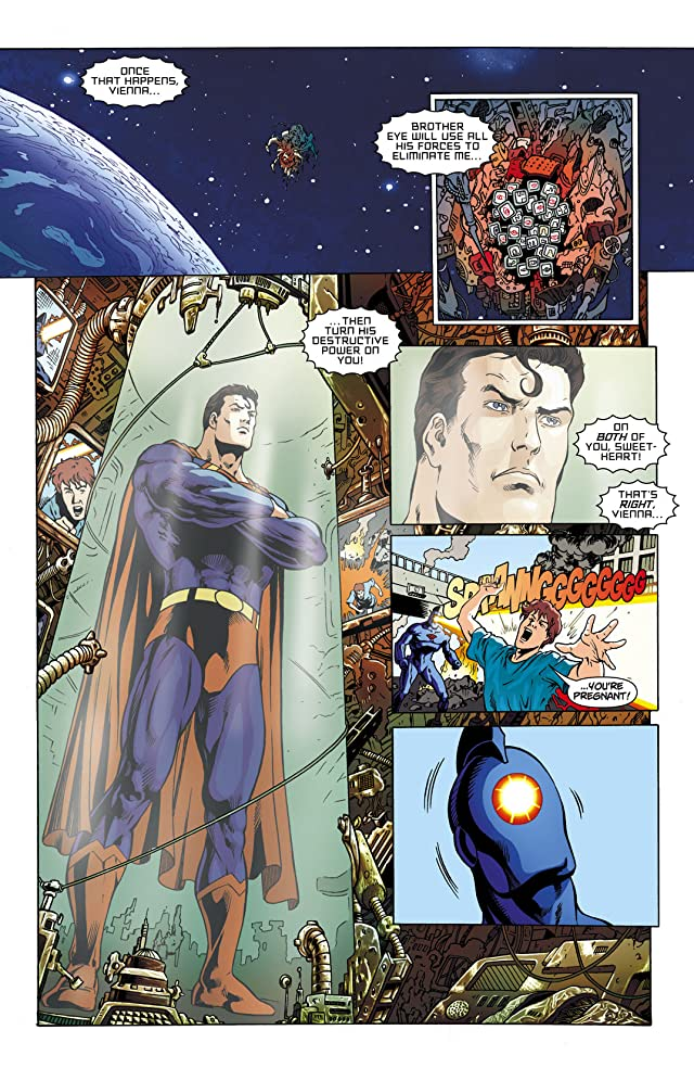 click for super-sized previews of OMAC (2006-2007) #8 (of 8)