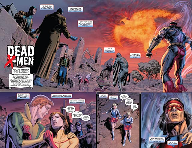 click for super-sized previews of Chaos War: X-Men #1