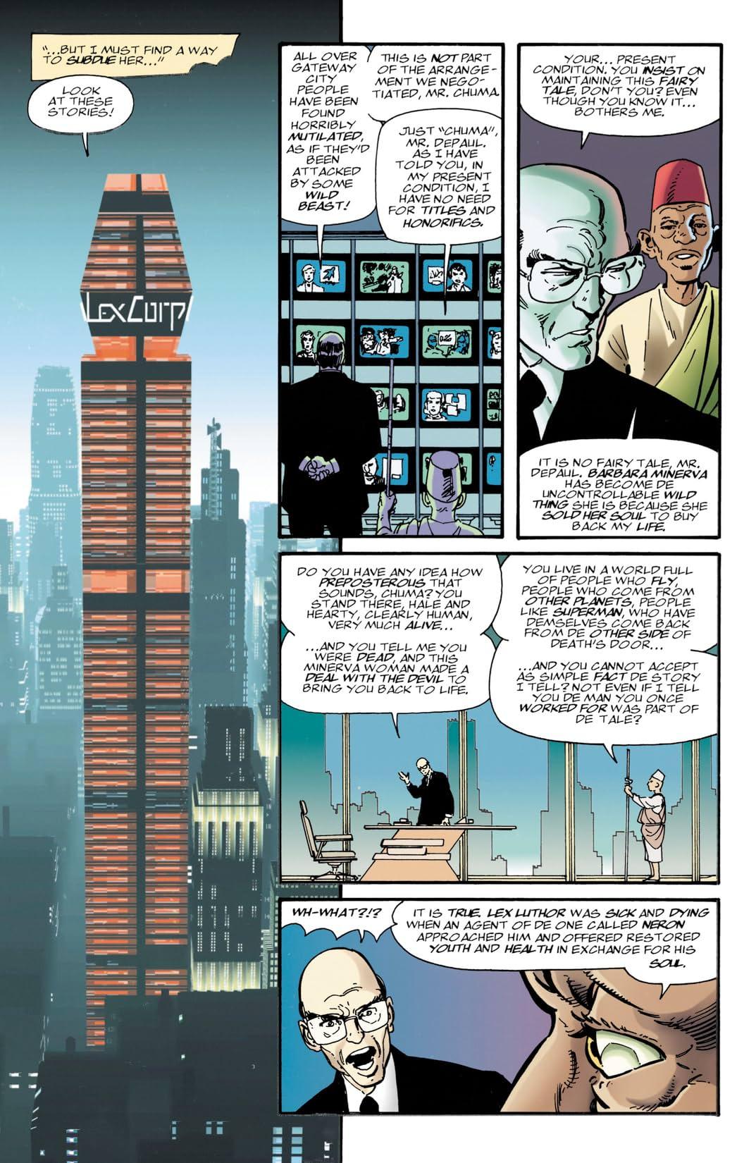 Wonder Woman (1987-2006) #119