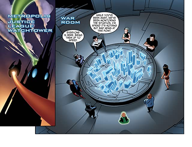 Justice League Beyond (2012-2013) #13