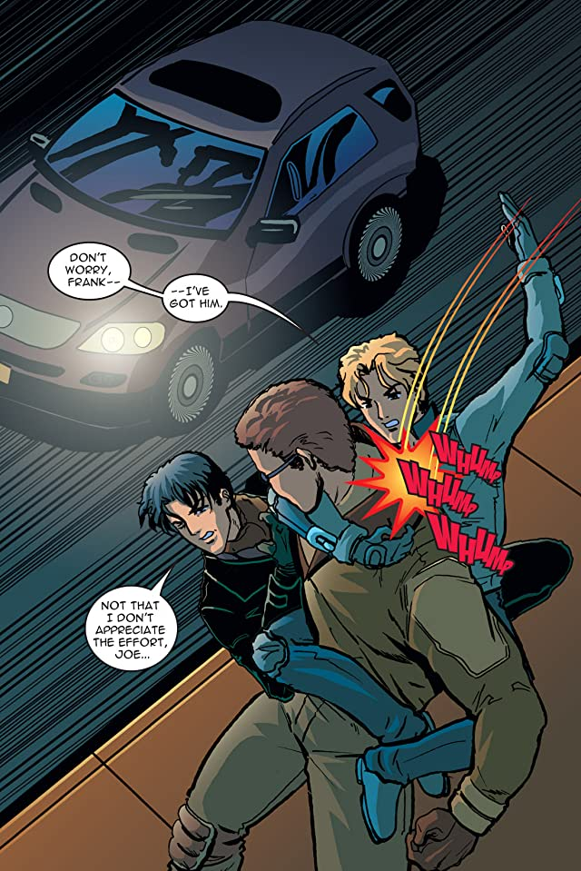 click for super-sized previews of The Hardy Boys Vol. 4: Malled