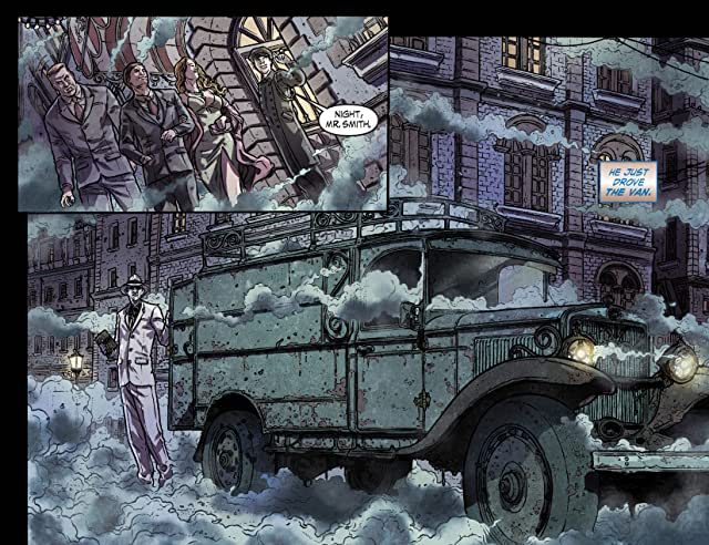 click for super-sized previews of Legends of the Dark Knight (2012-) #18