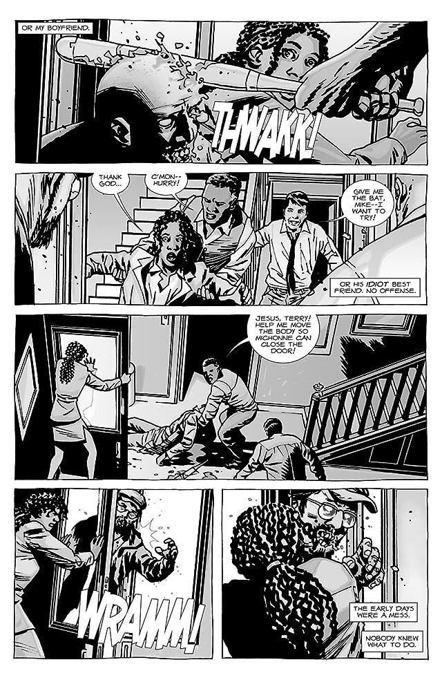 The Walking Dead Michonne Special