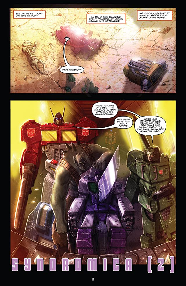 Transformers: Robots In Disguise (2011-) #10