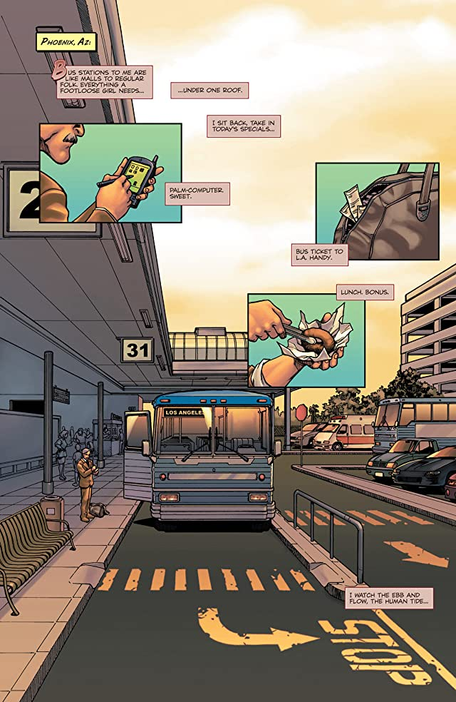 click for super-sized previews of Transformers: Infiltration #0