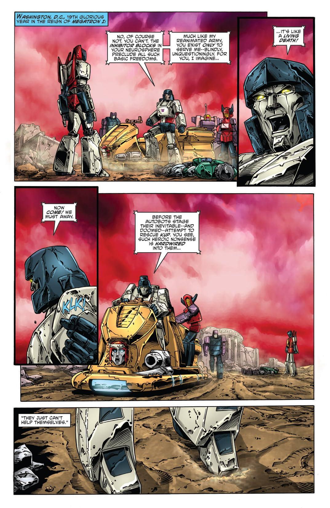 Transformers: Regeneration One #84