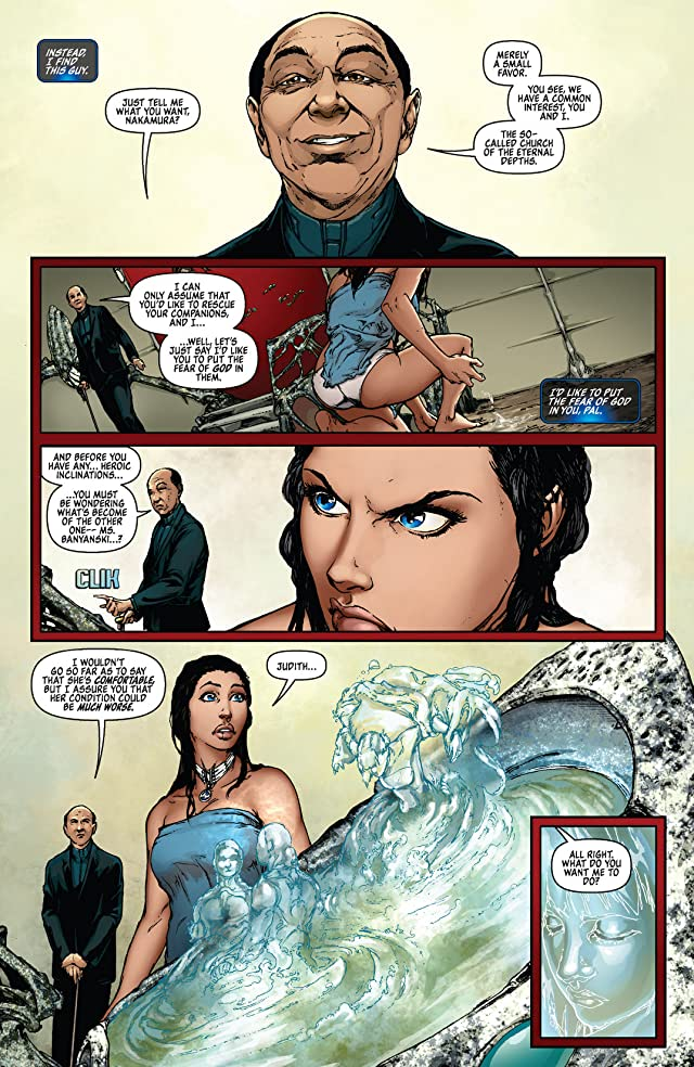 click for super-sized previews of Fathom Vol. 4 #6