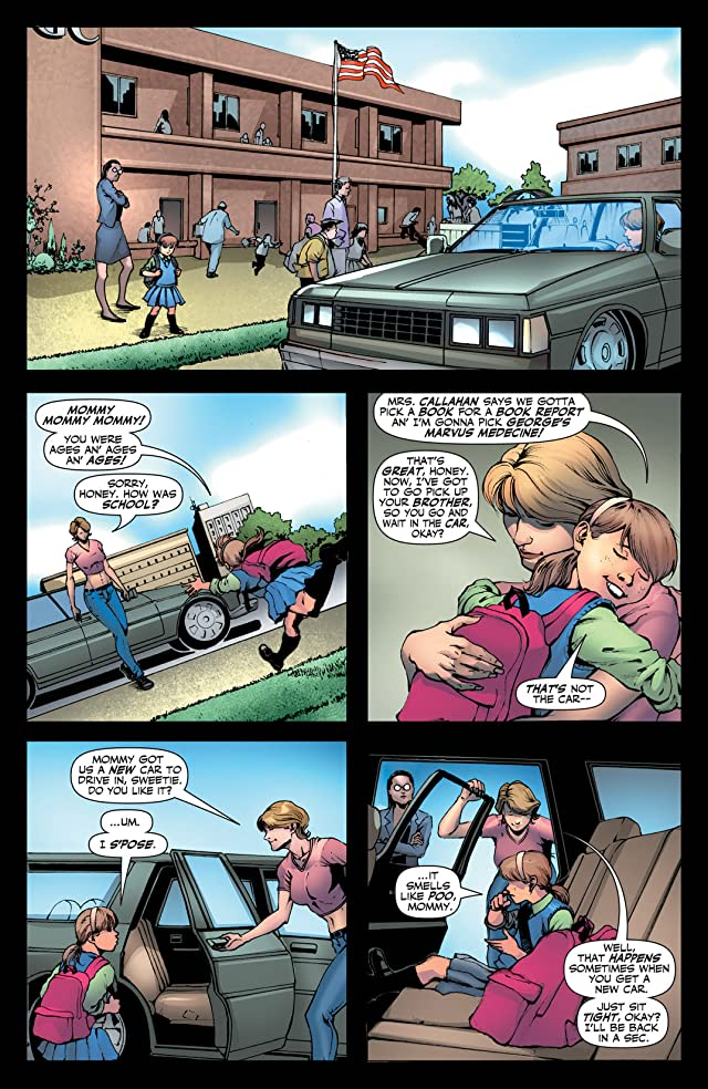 Garth Ennis' Jennifer Blood #18