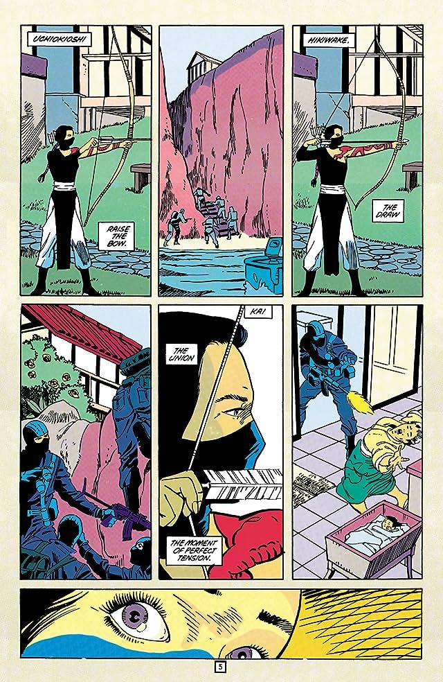 Green Arrow (1988-1998) #21