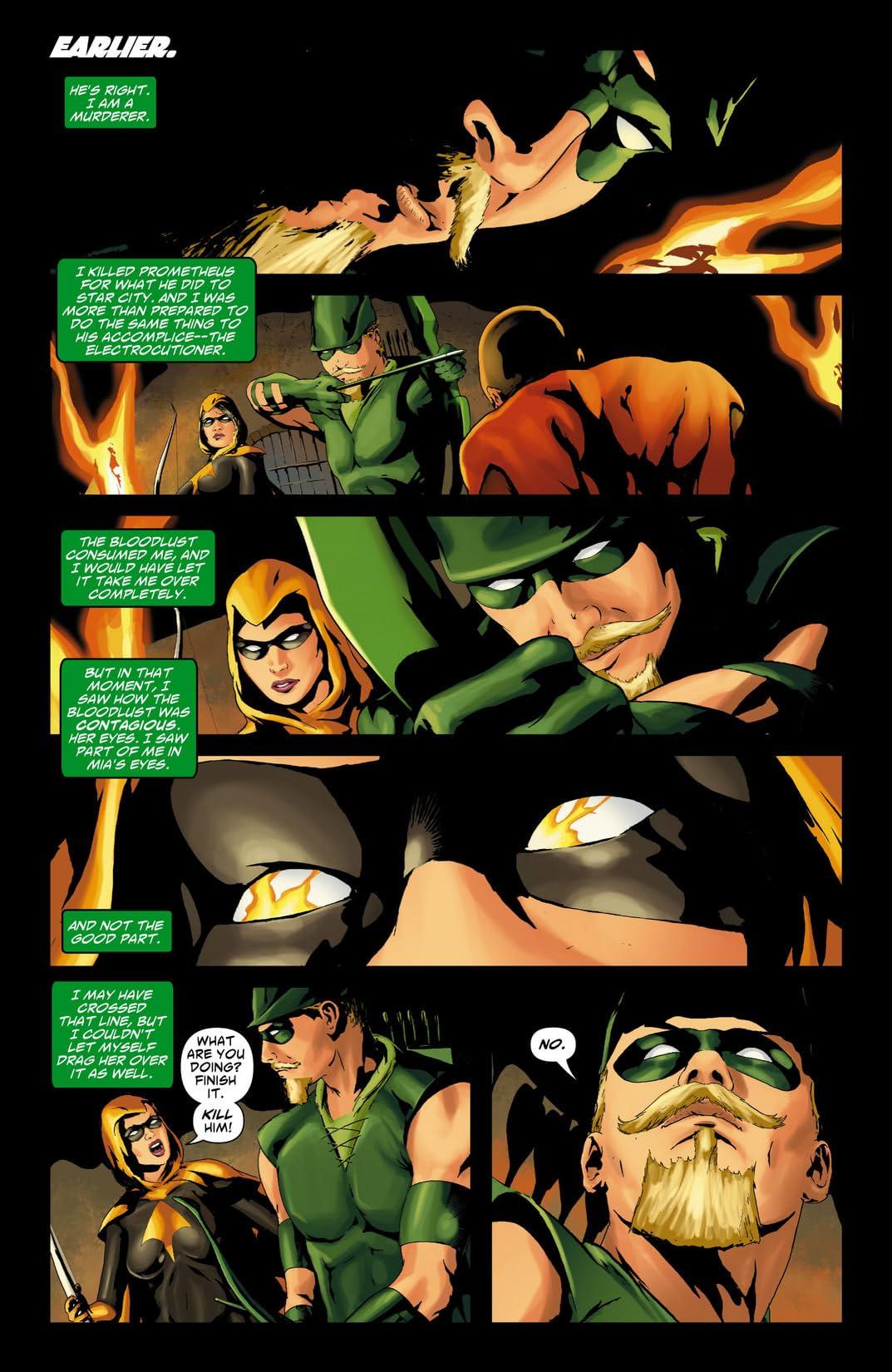 Green Arrow (2007-2010) #32