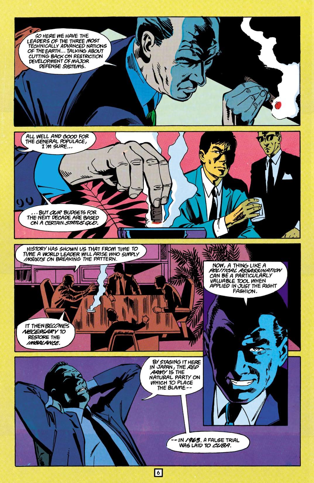 Green Arrow (1988-1998) #24