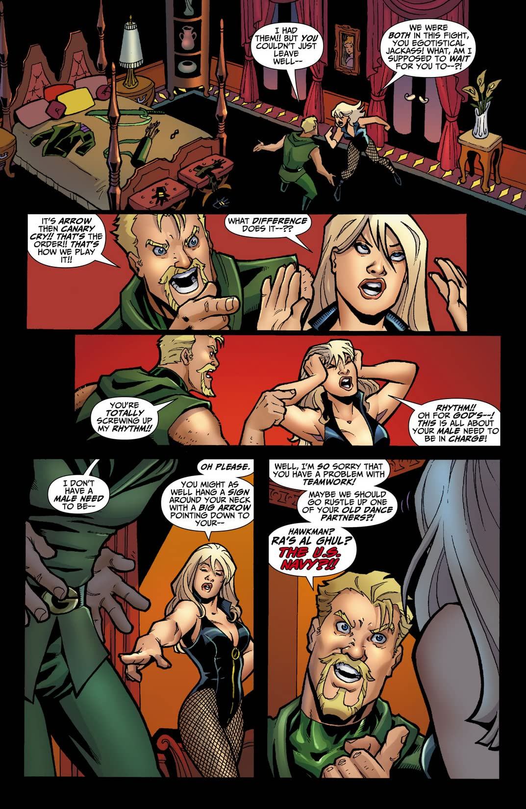 Green Arrow and Black Canary: Wedding Special #1