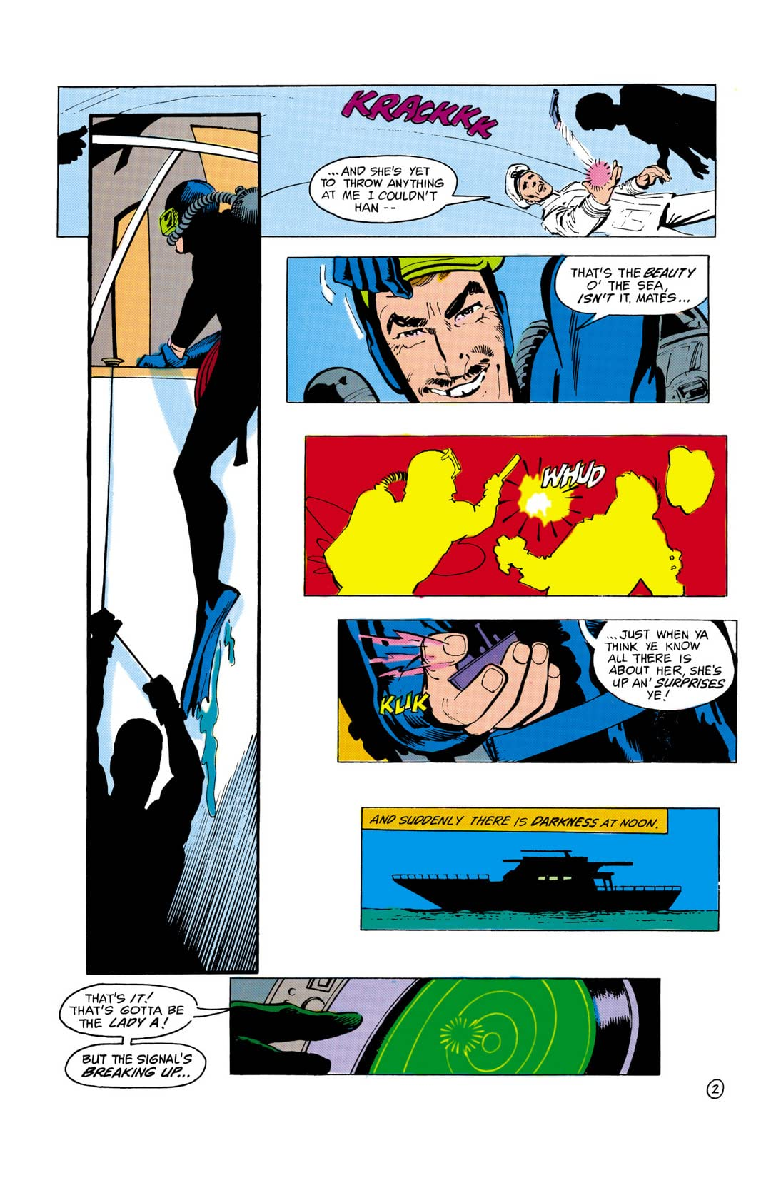 Green Arrow (1983) #4