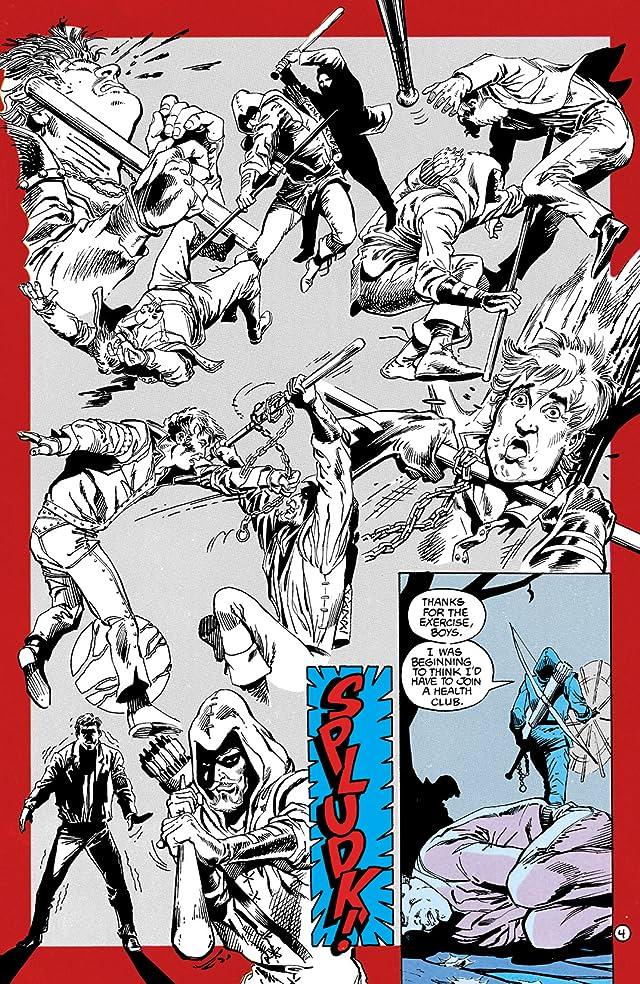 Green Arrow (1988-1998) #1
