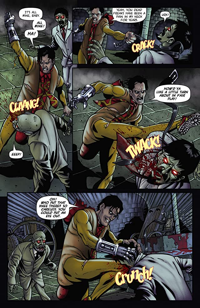 click for super-sized previews of Army of Darkness Vol. 1 #13