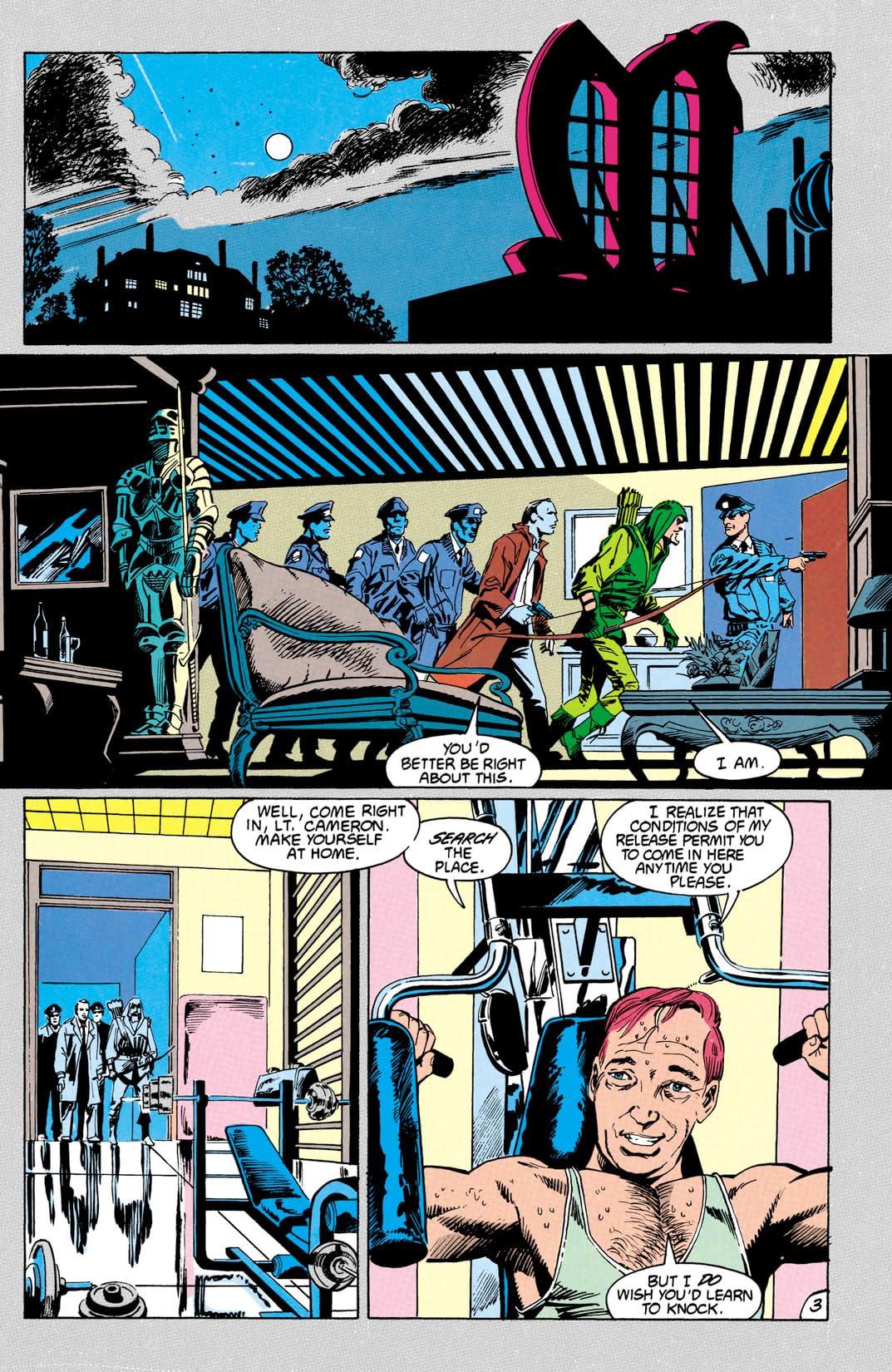Green Arrow (1988-1998) #2