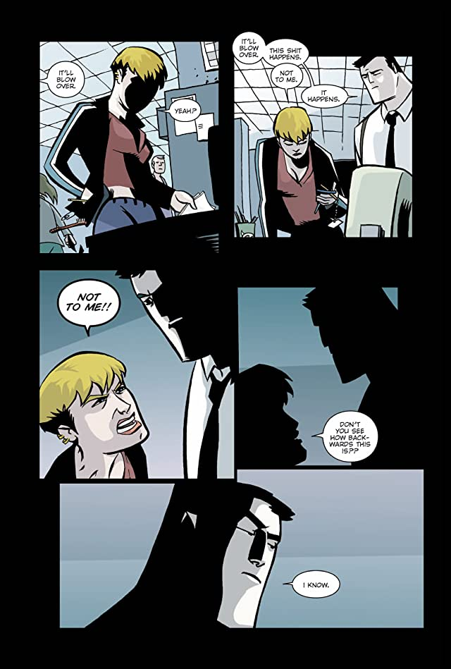 click for super-sized previews of Powers (2000-2004) #10