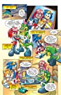 click for super-sized previews of Sonic Universe #7