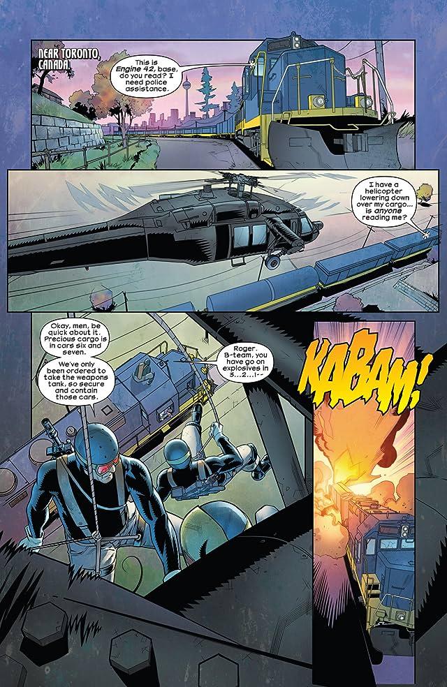 Ultimate Comics Iron Man #1 (of 4)