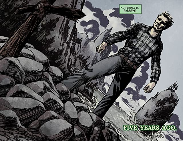 click for super-sized previews of Arrow (2012-2013) #1